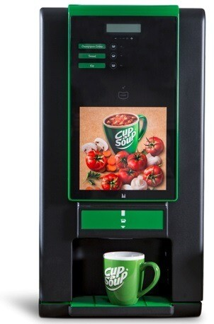 Cup-a-Soup Table Top Automaat