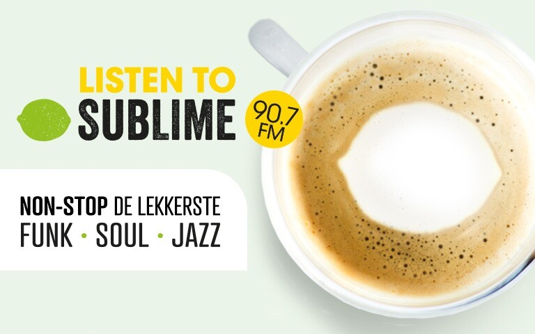 KoffiePartners op de radio | Sublime