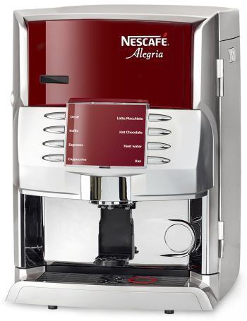 Refurbished NESCAFÉ koffiemachine | KoffiePartners
