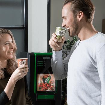 Cup-a-Soup persoonlijk advies | KoffiePartners
