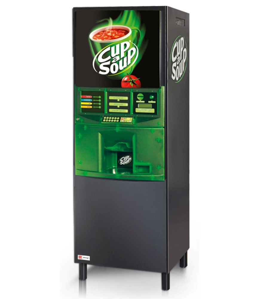 Cup-a-Soup Stand Alone soepautomaat   KoffiePartners