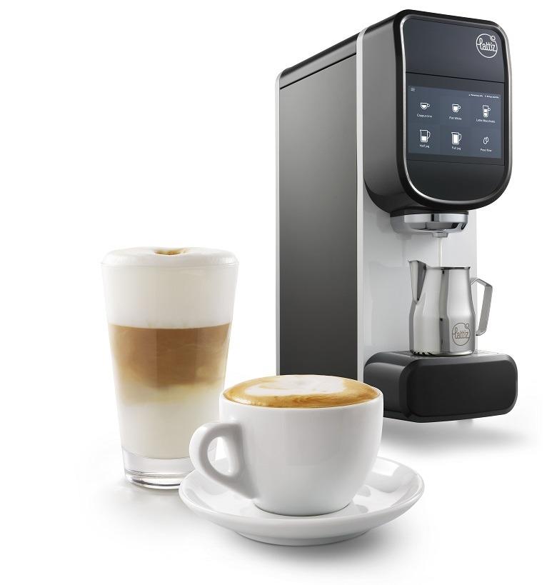 Lattiz melkopschuimer | KoffiePartners