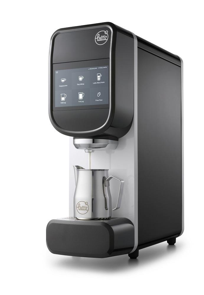 Lattiz zwart touch | KoffiePartners