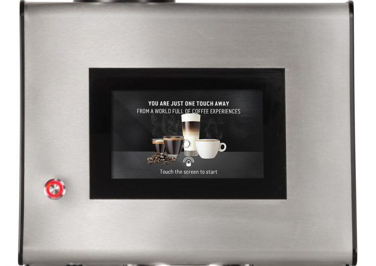Barista ONE toch screen | KoffiePartners