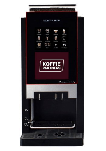 Koffiemachine voor op kantoor: Aequator Mexico | KoffiePartners