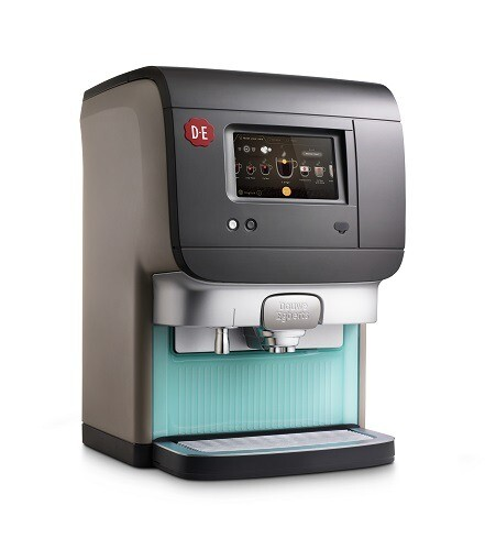 Cafitesse Excellence Compact Touch zijaanzicht   KoffiePartners