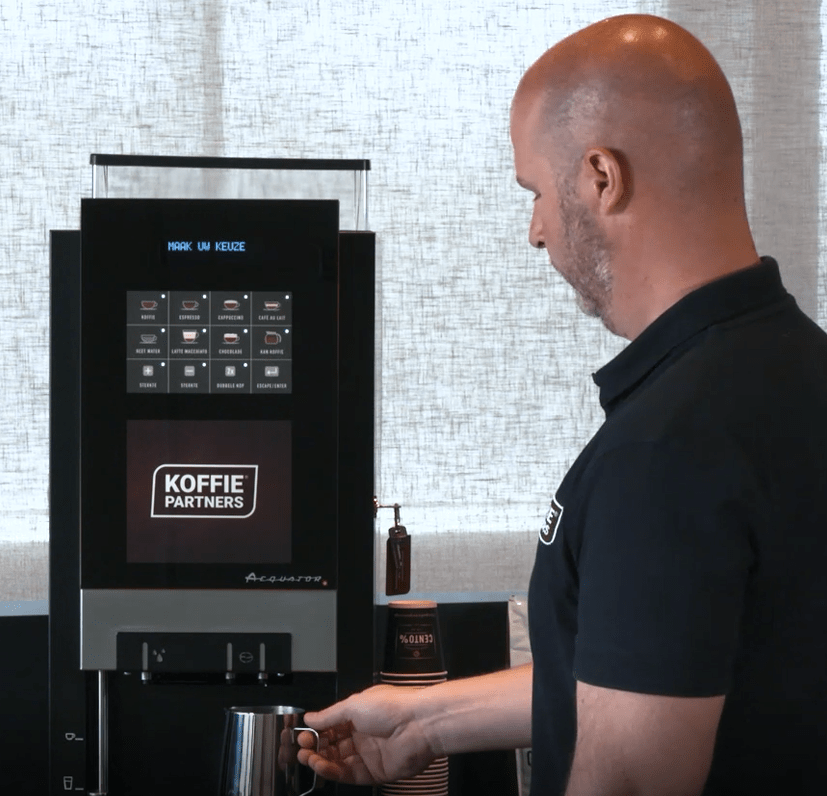 Onderhoud Aequator Mexico | Snelle espressomachine | KoffiePartners