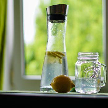 Gekoeld water met citroen | KoffiePartners