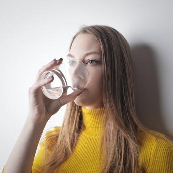 Water drinken op werk | KoffiePartners