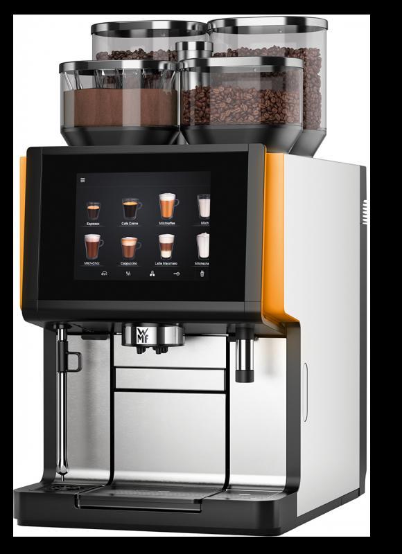 Koffiemachine zakelijk | WMF koffiemachine | KoffiePartners