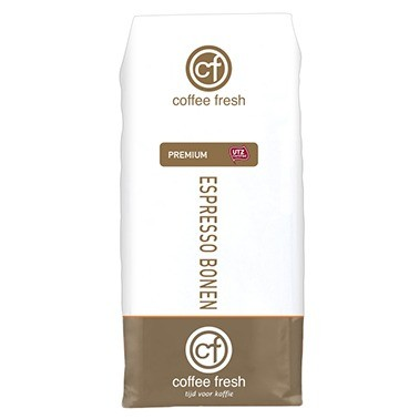 Coffee Fresh espressobonen premium | KoffiePartners