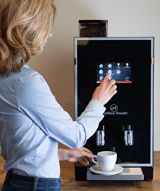 koffiemachines voor bedrijven | KoffiePartners