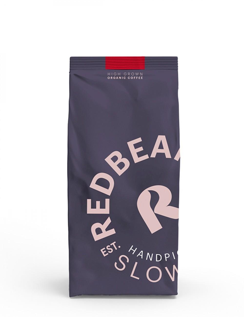Redbeans Blue espressobonen | KoffiePartners