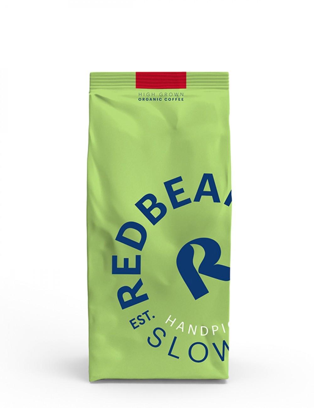 Redbeans Green espresobonen | KoffiePartners