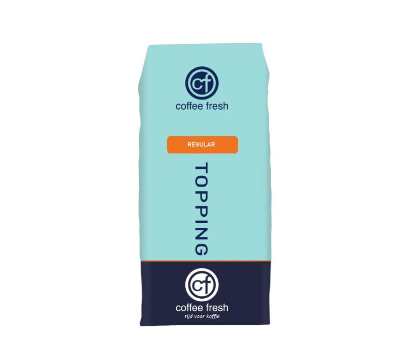 Coffee Fresh topping | KoffiePartners