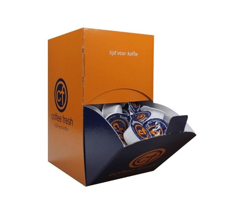 Coffee Fresh melkcups | KoffiePartners