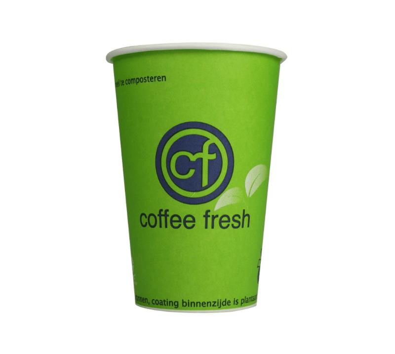 Biologische koffiebeker Coffee Fresh | KoffiePartners