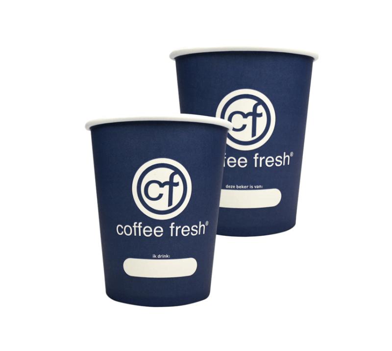 Duurzame koffiebeker Coffee Fresh | KoffiePartners