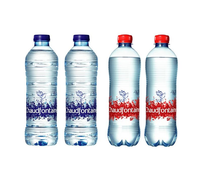 Chaufontaine water fles | water op het werk | KoffiePartners