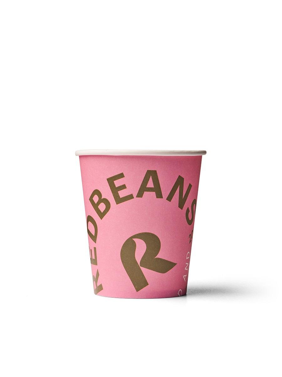 Redbeans koffiebeker | KoffiePartners