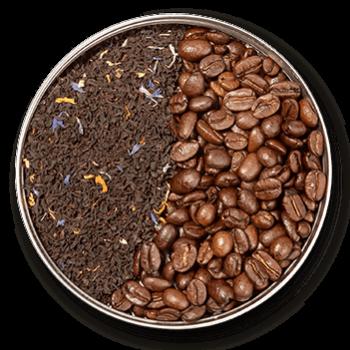Espressobonen met luxe thee | KoffiePartners