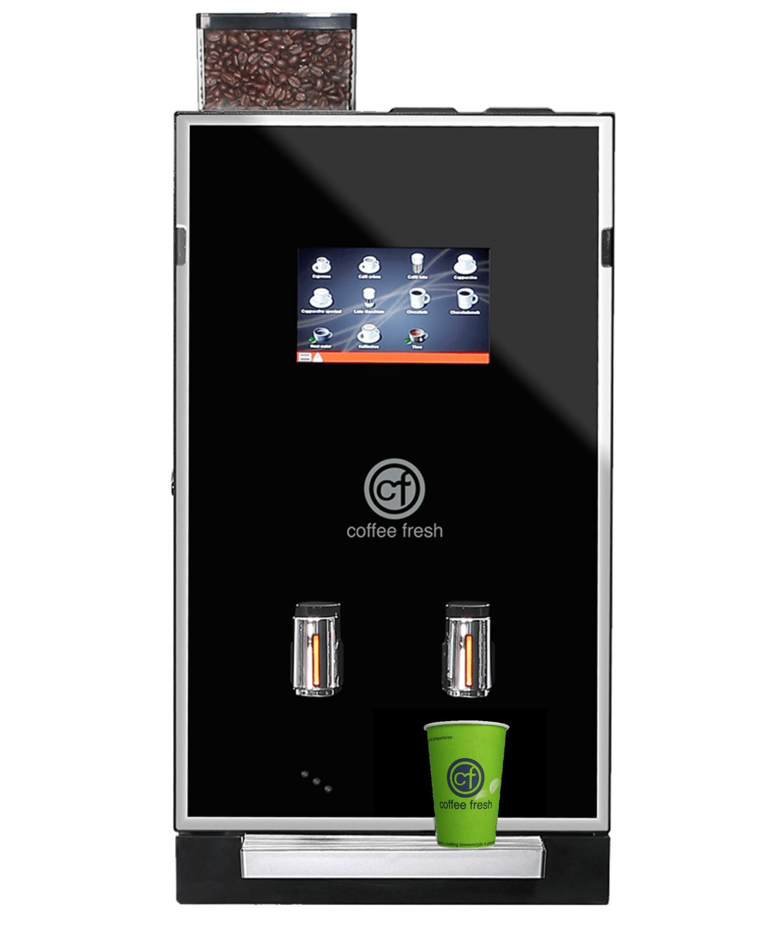 Duurzame koffiemachine | KoffiePartners