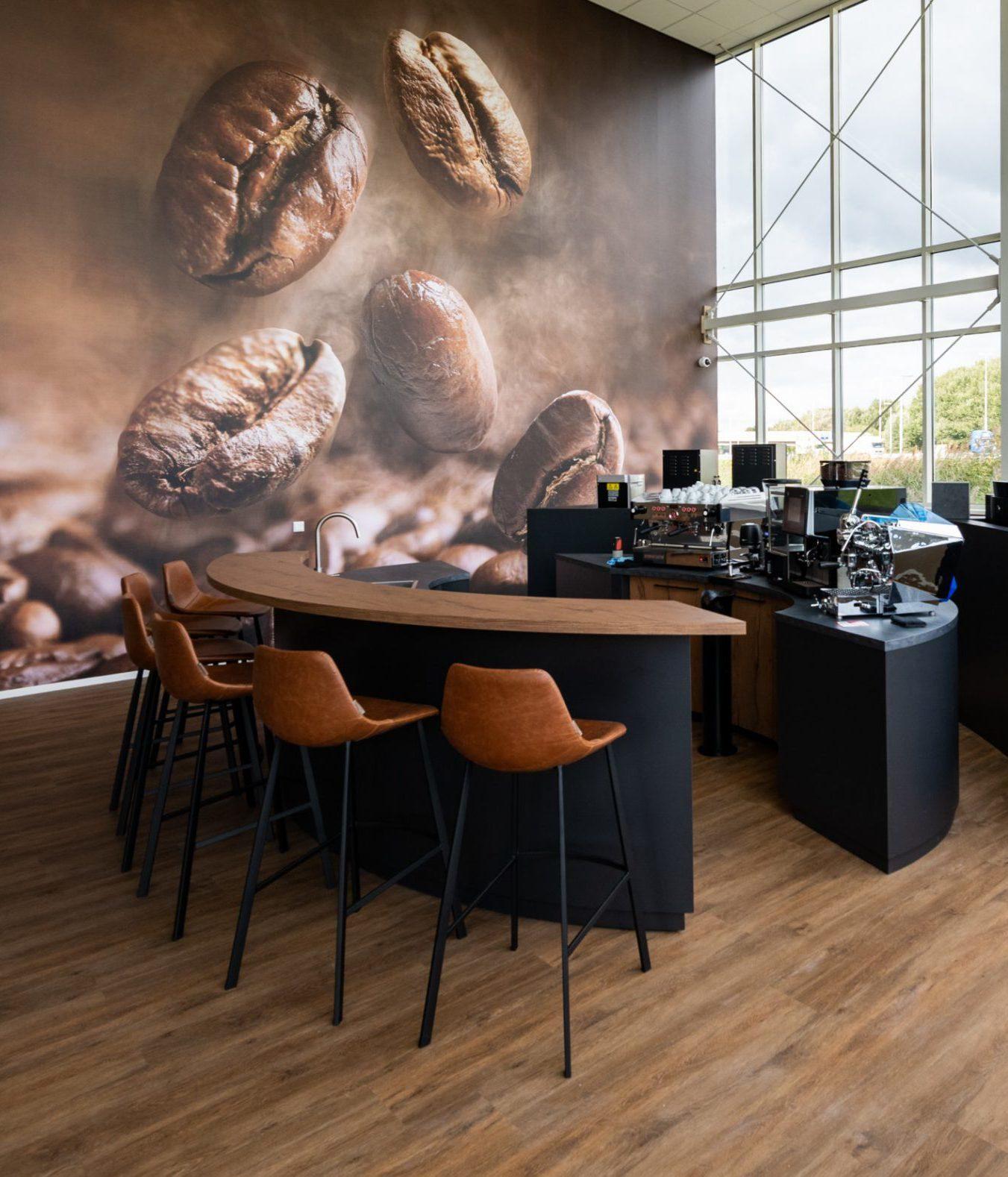 KoffiePartners Experience Center Zwijndrecht