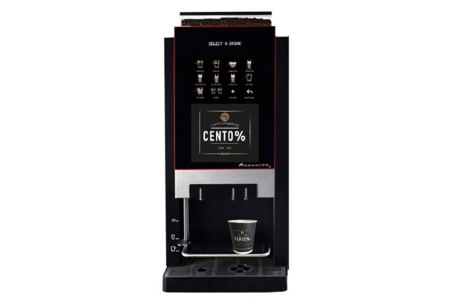 Aequator Cento% | KoffiePartners