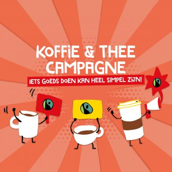 Eerlijke koffie en thee campagne | Fairtrade | KoffiePartners