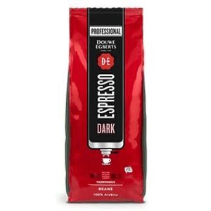 Douwe Egberts Dark Espressobonen | KoffiePartners