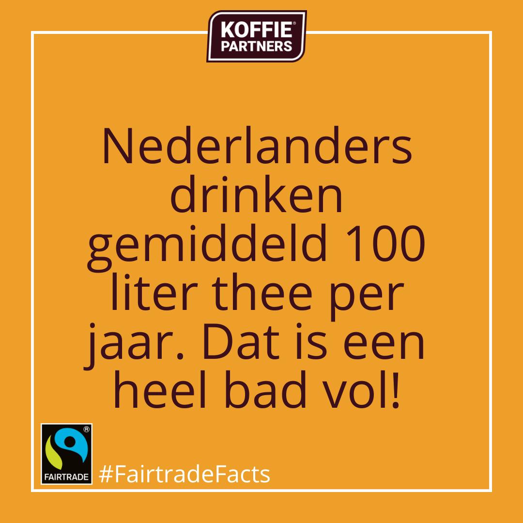 Fairtrade theefact | KoffiePartners