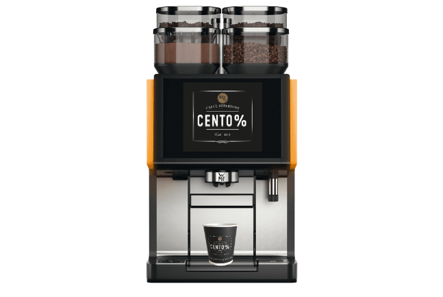 WMF Cento% | KoffiePartners
