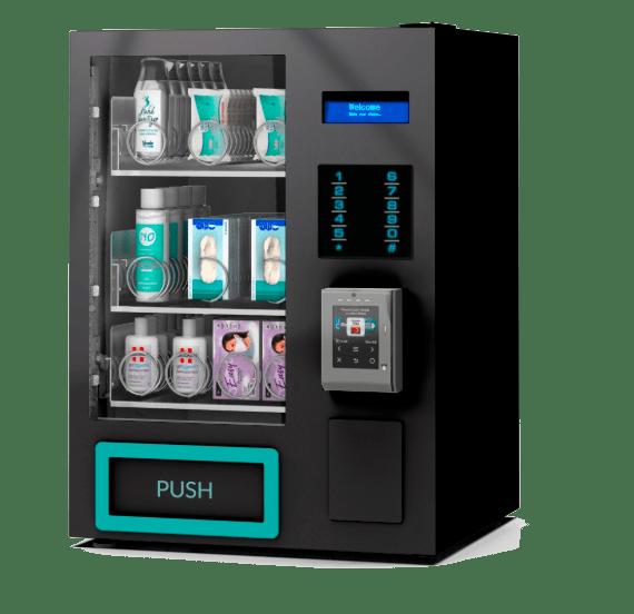Vendo Global Snack Mini non-food   KoffiePartners