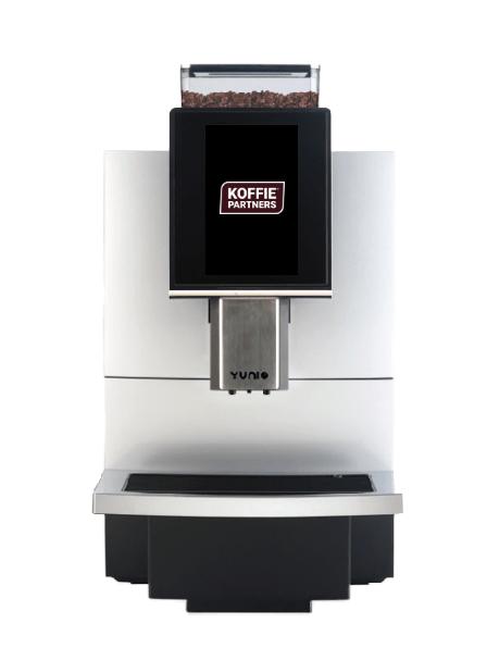 Yunio koffiemachine | KoffiePartners
