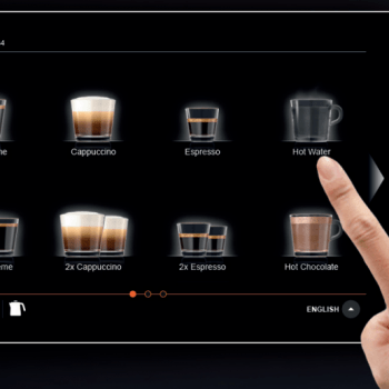 Etna Dorado touchscreen | KoffiePartners
