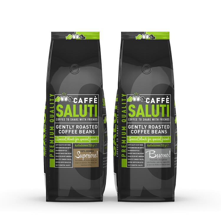 Caffè Saluti   Koffie om samen van te genieten!   KoffiePartners