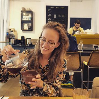 Charlotte | Koffiecupmachine expert | KoffiePartners