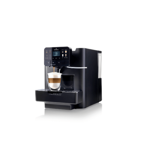 Professionele koffiecupmachine | Aequinox Java | KoffiePartners