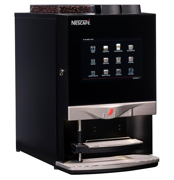 NESCAFÉ Amato Compact Espresso | KoffiePartners