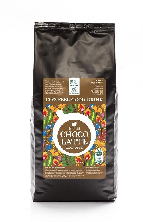 Natulatte Vegan cacao | plantaardige cacao | KoffiePartners