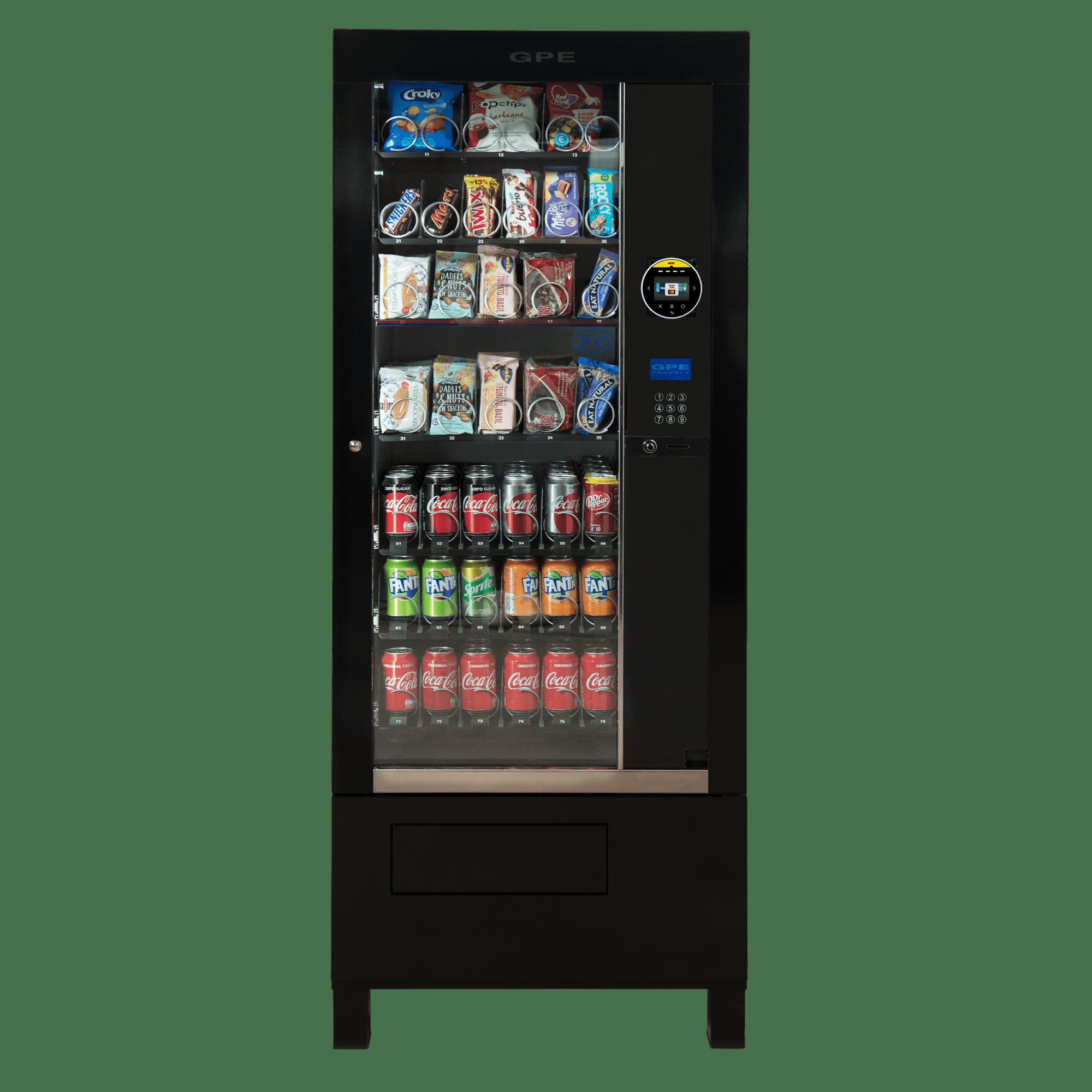 GPE 30 Frisdrank en zoetwaren   KoffiePartners