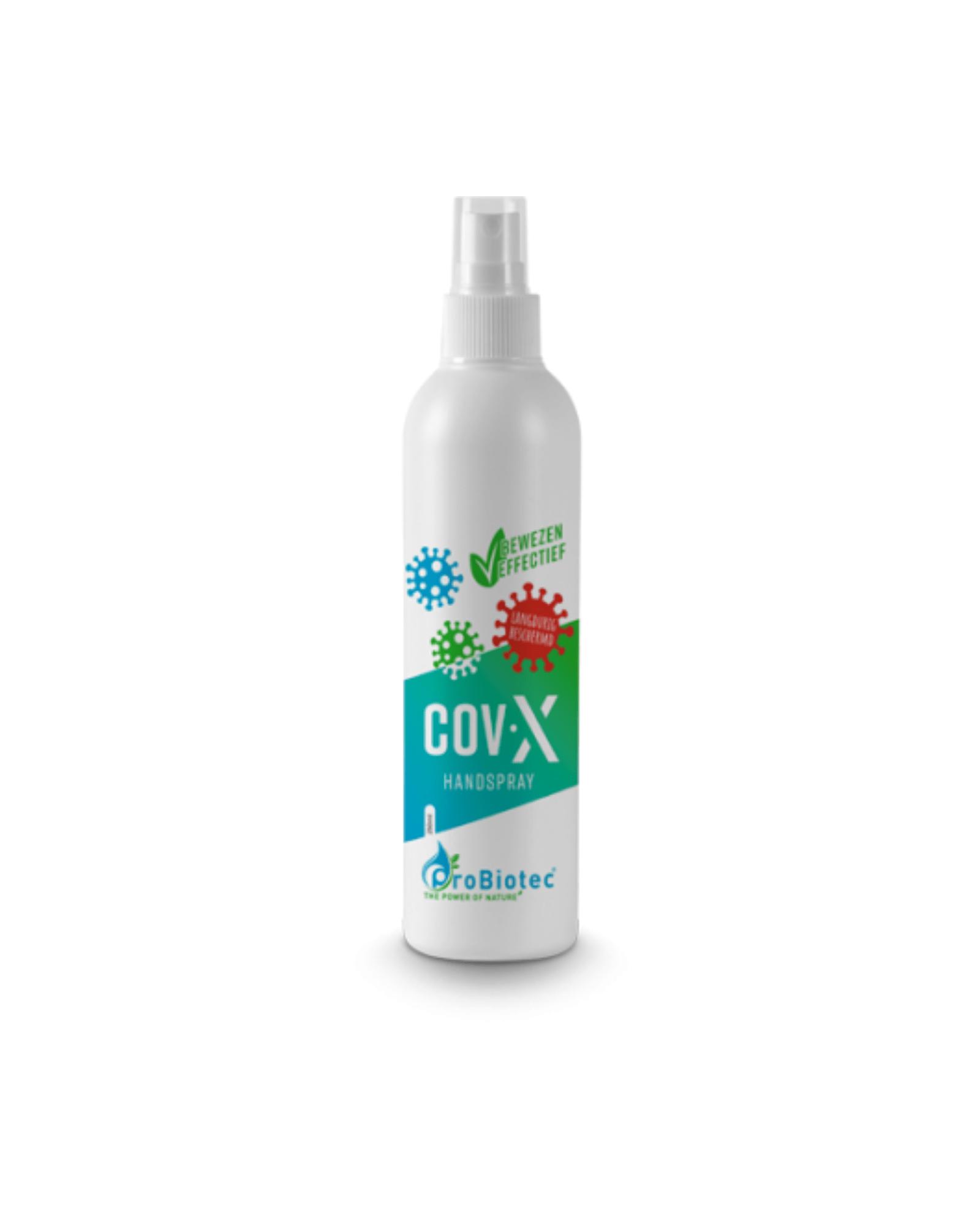 Cov-X Handspray   KoffiePartners