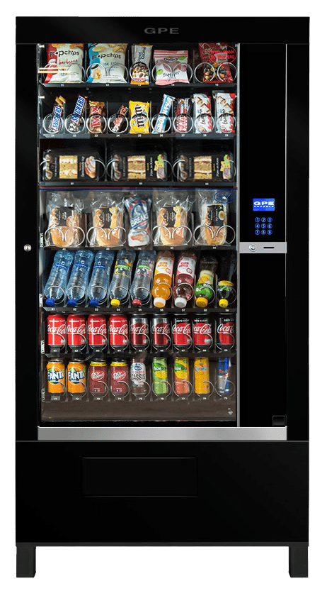 GPE 50 combi-automaat | KoffiePartners