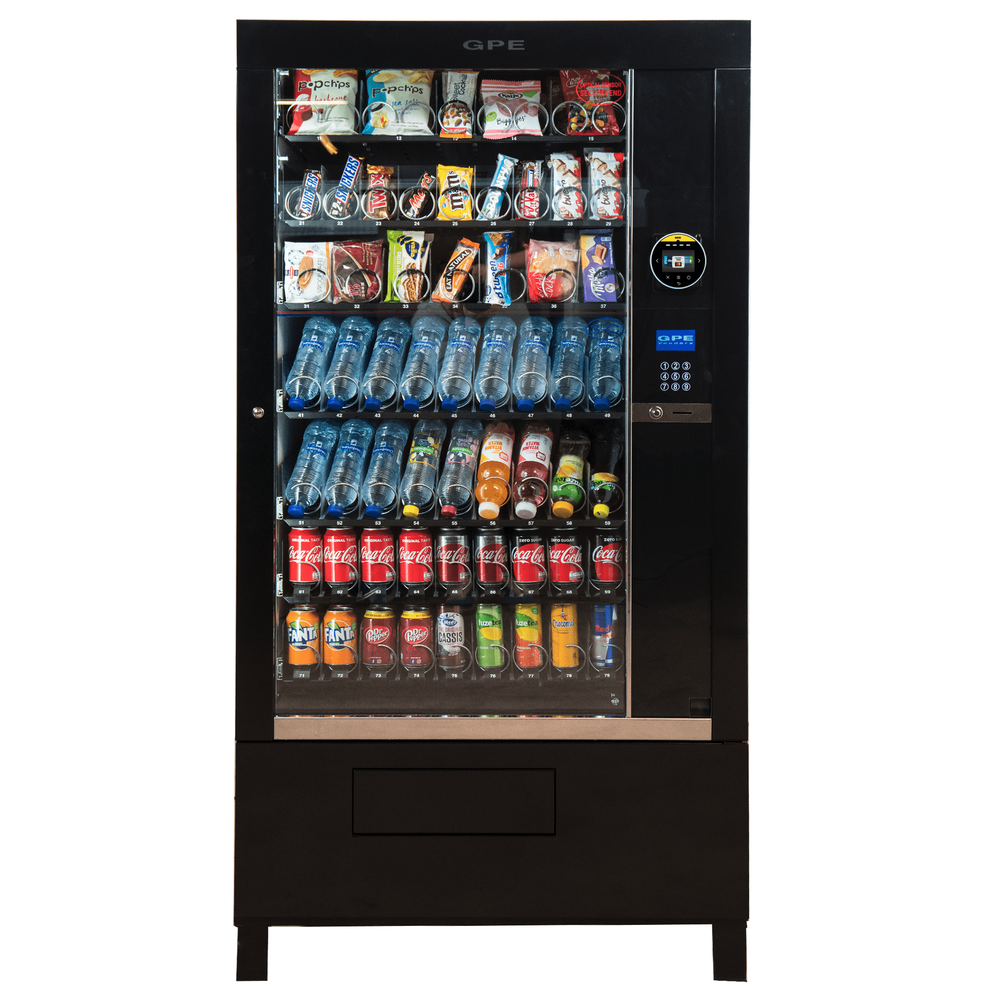 GPE 50 Frisdrank en zoetwaren | KoffiePartners