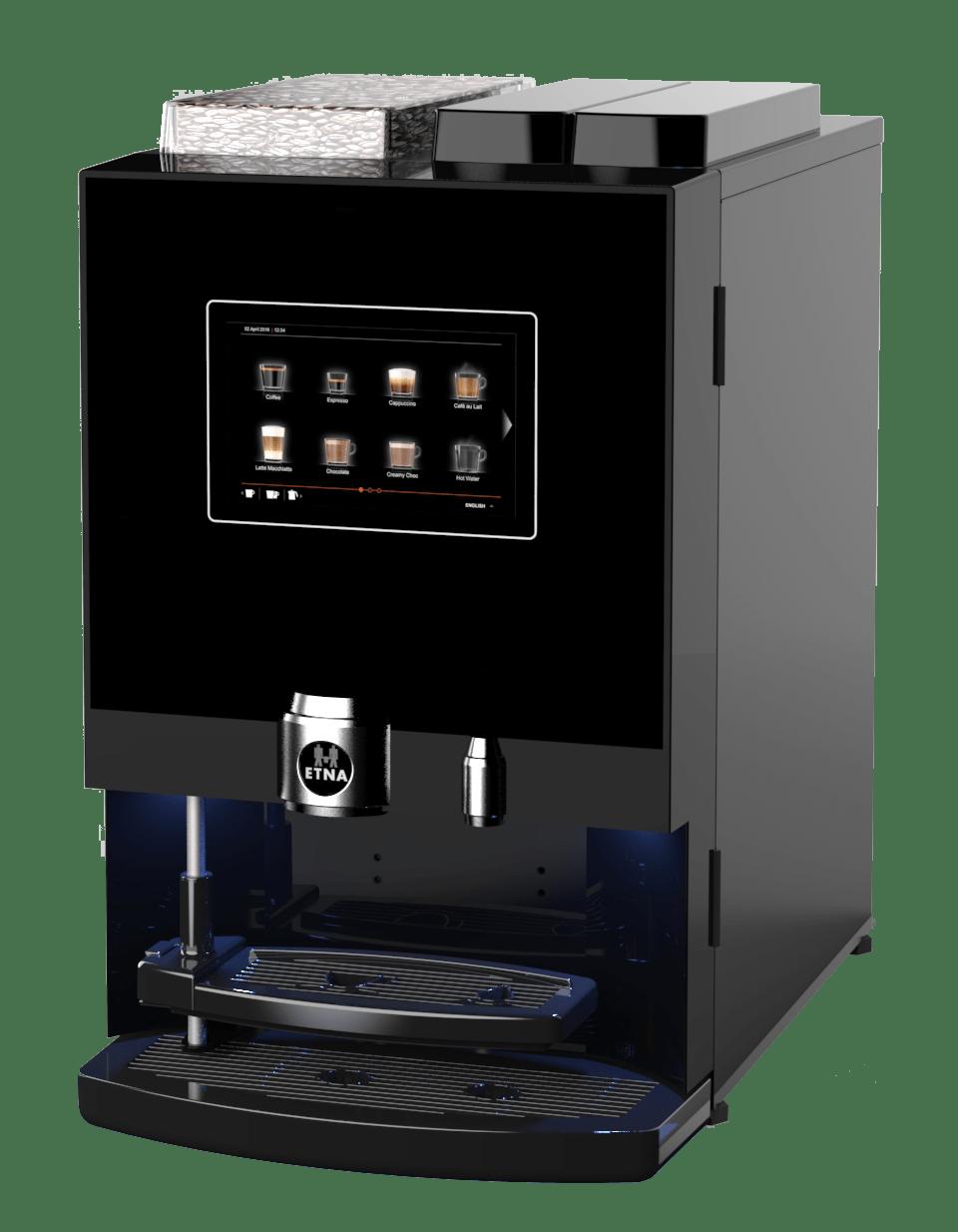 ETNA Dorado Espresso Compact   KoffiePartners