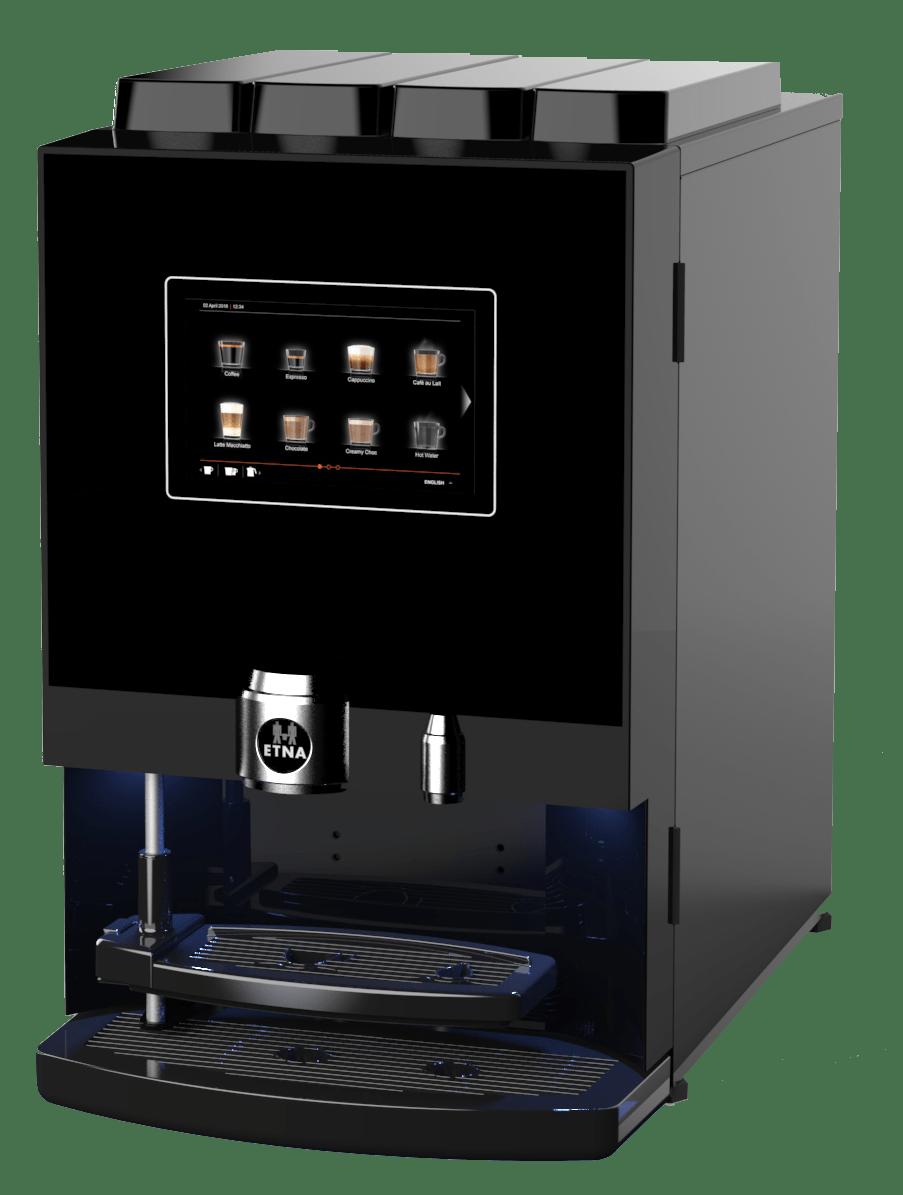 Etna Dorado Instant Compact | KoffiePartners