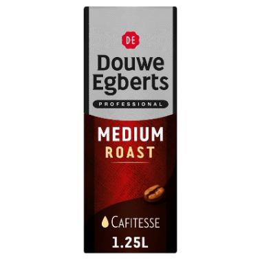 Douwe Egberts Cafitesse Medium Roast | Liquid koffie | KoffiePartners
