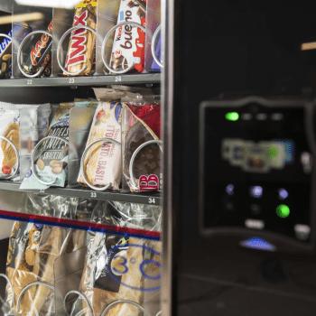 Vendingmachine aanschaffen | KoffiePartners
