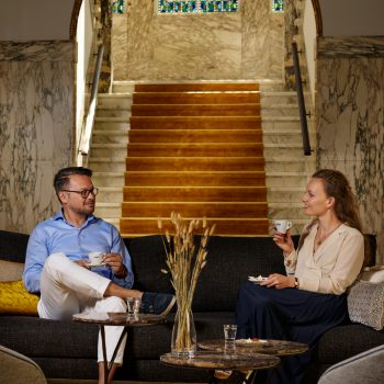 De botervloot | Caffè Cento | Nieuwe Cento huisstijl